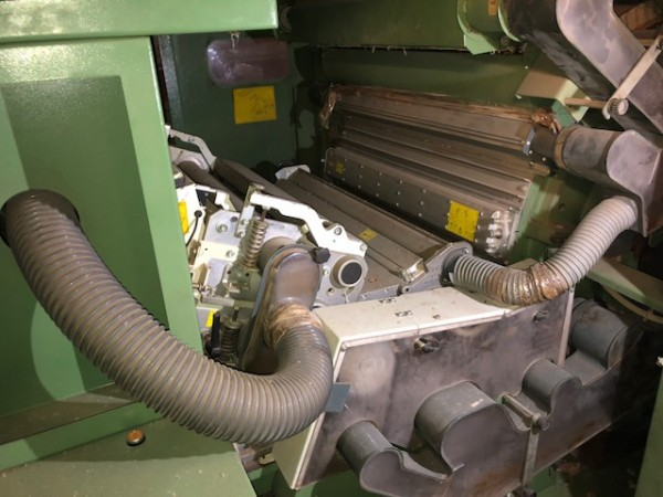Cotton cards DK 803 TRUTZSCHLER - Second Hand Textile Machinery 1997