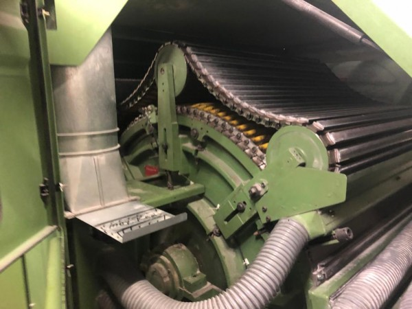 Cotton cards TRUTZSCHLER DK 740 - Second Hand Textile Machinery 1990/1991/1992/1993