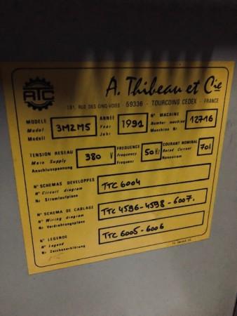 Carde laine THIBEAU CA6  - Occasion 1991