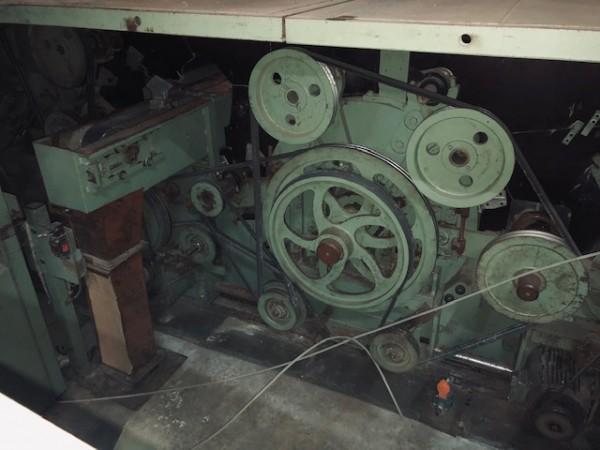 THIBEAU CA6 Wool card  - Second Hand Textile Machinery 1991