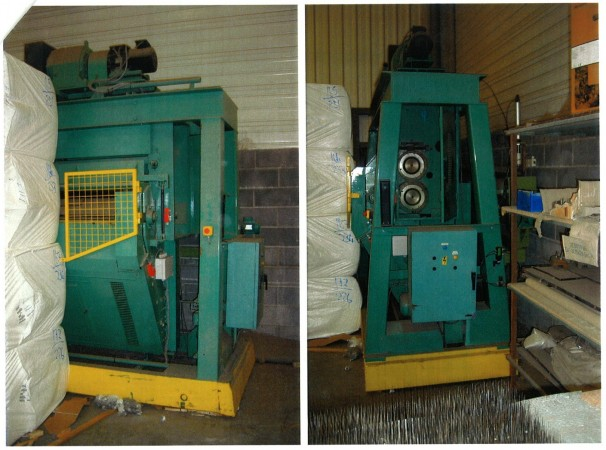 PUTZ Continuous cutting machine . - Second Hand Textile Machinery 2004