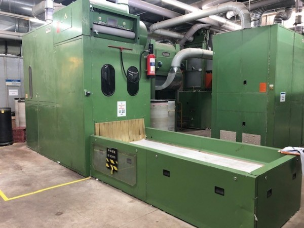 B3/4 S RIETER HOPPER-FEEDER - Second Hand Textile Machinery 1994