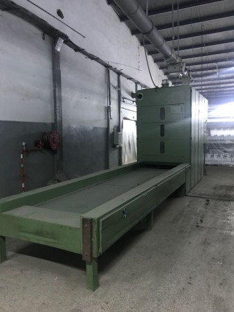 TRUTZSCHLER  Hopper-feeder - Second Hand Textile Machinery 1995