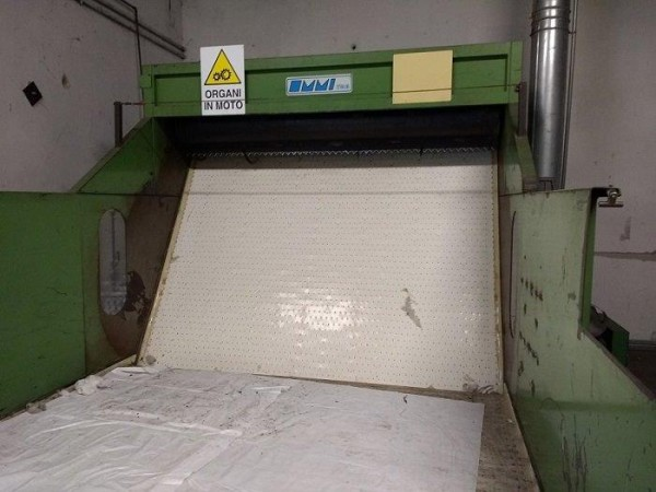 OMMI Classical Hopper feeder - Second Hand Textile Machinery 1996