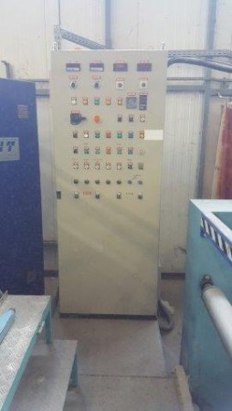 KMT Combi Calender for felt and fabric - Second Hand Textile Machinery 2003