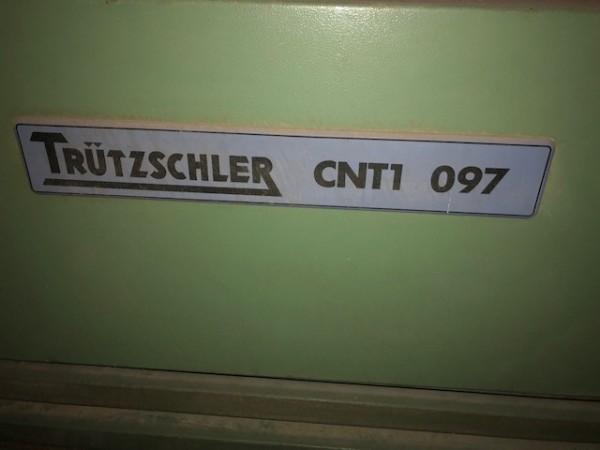 Ouvreuse coton TRUTZSCHLER CNT 1  - Occasion 1997