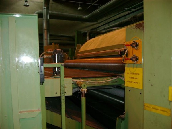cross lapper AUTOMATEX . - Second Hand Textile Machinery 2000