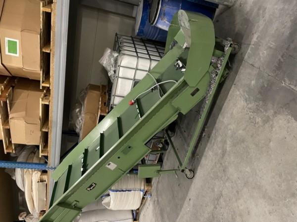 Cutting machine PIERRET CT60 - Second Hand Textile Machinery 1990