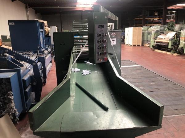 Cutting machine PIERRET CT60 - Second Hand Textile Machinery