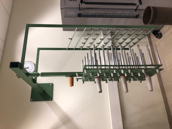 Dynamometer for yarns USTER TENSORAPID 4 - Second Hand Textile Machinery 2000