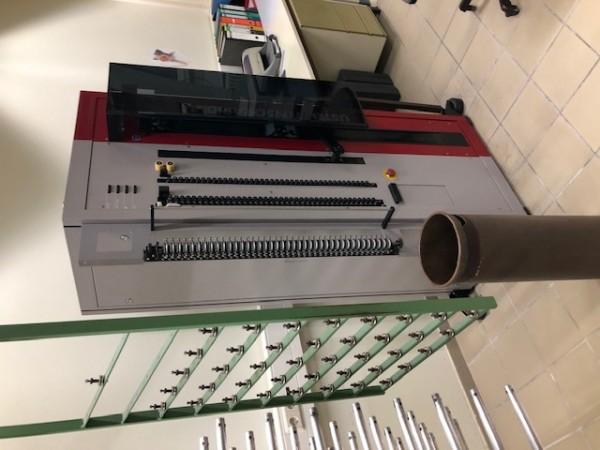 Dynamomètre pour fil USTER TENSORAPID 4  - Occasion 2000