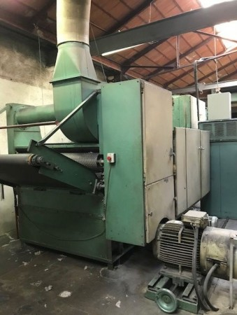 tearing machine LAROCHE SUPER EUROP - Second Hand Textile Machinery 1973