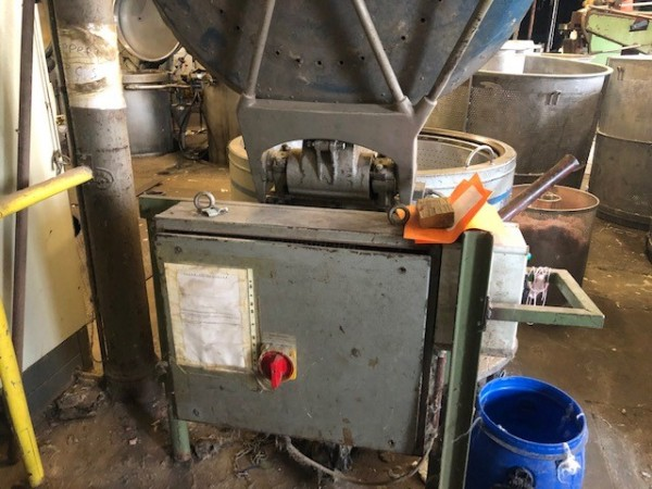 KRANTZ hydro-extractor - Second Hand Textile Machinery 1982