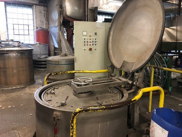 MUHLMANN HYDRO-EXTRACTOR - Second Hand Textile Machinery 2005