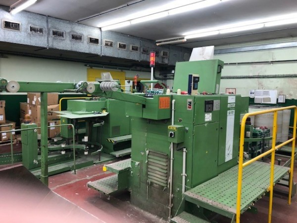 Drawing machines SB951 RIETER - Second Hand Textile Machinery 1995