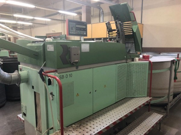 Drawing machine RIETER SBD 10 - Second Hand Textile Machinery 1998