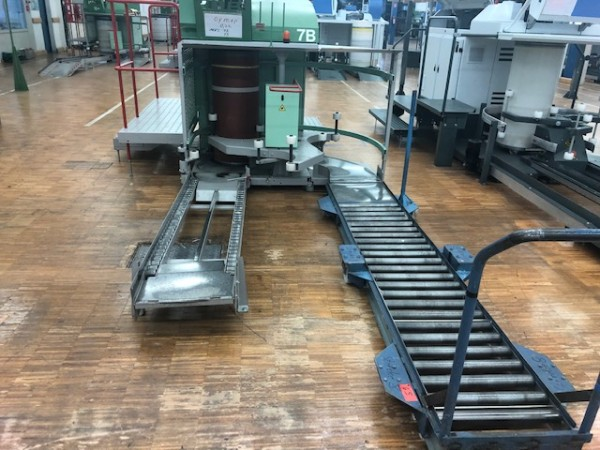 Drawing machines RIETER RSB D35 - Second Hand Textile Machinery 2005