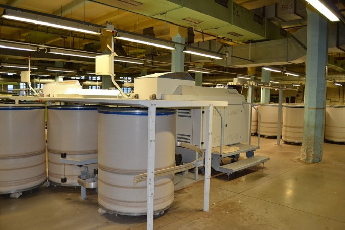 Drawing machines TRUTZSCHLER TD03 - Second Hand Textile Machinery 2004