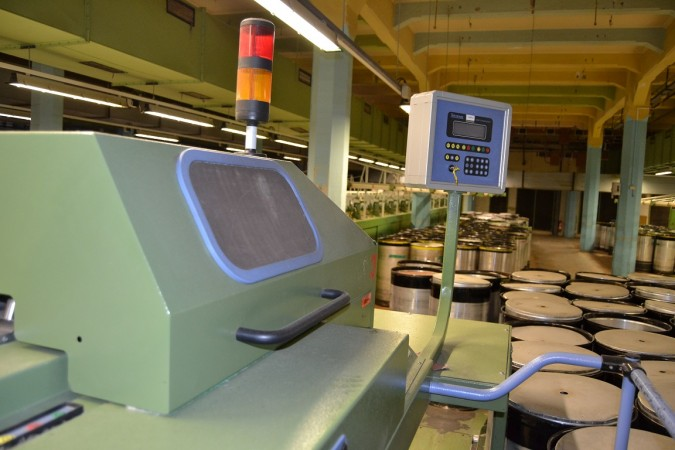 Drawing machines TRUTZSCHLER HSR 1000 - Second Hand Textile Machinery 2001