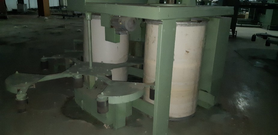 GN6 NSC - Second Hand Textile Machinery 1990