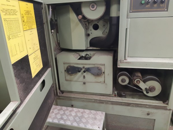 GC14 NSC Gillbox - Second Hand Textile Machinery 1993