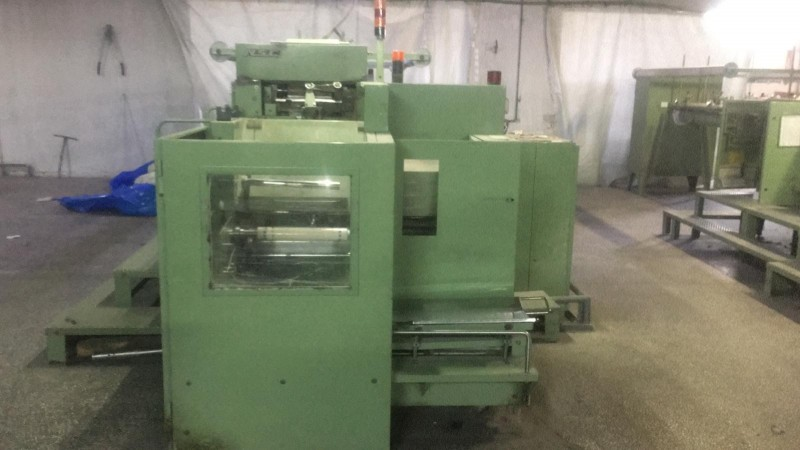 Gillbox NSC GC15-R - Second Hand Textile Machinery 1997