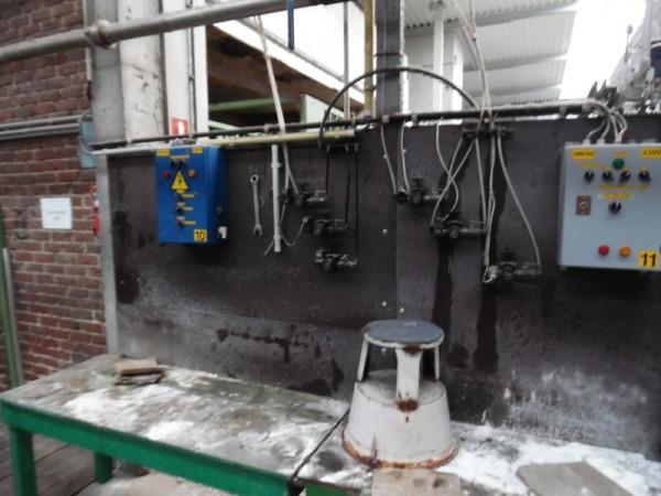Hanks dyeing machine SCHLUMPF  - Second Hand Textile Machinery