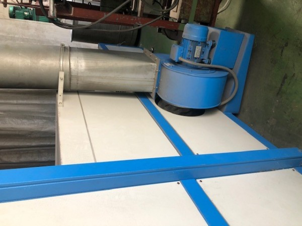 high frequency dryer RF SYSTEM . - Second Hand Textile Machinery 2006