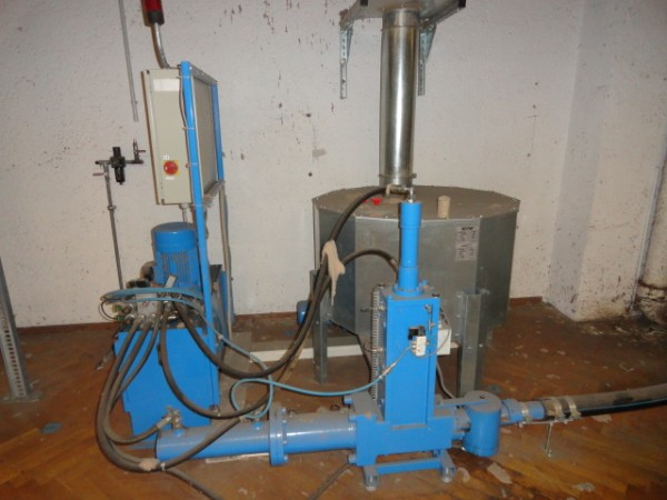LTG Filtration and air humidifying installation . - Second Hand Textile Machinery 1995