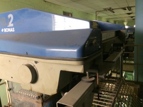 Mécanique Jacquard BONAS IBJ2  - Occasion 2003