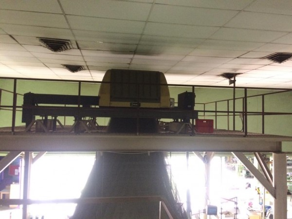 Jacquard without loom STAUBLI CX870 - Second Hand Textile Machinery 2003/2006