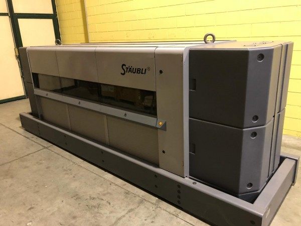 Jacquard without loom STAUBLI UNIVAL 100 STAUBLI Jacquard - Second Hand Textile Machinery 2005