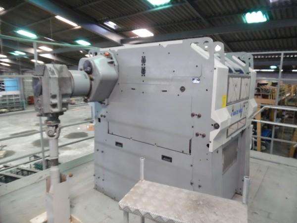 VAN DE WIELE / BONAS Jacquard without loom - Second Hand Textile Machinery 2006 / 2007