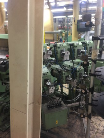 DORNIER HTVS Jacquard weaving looms  - Second Hand Textile Machinery 1998 / 99