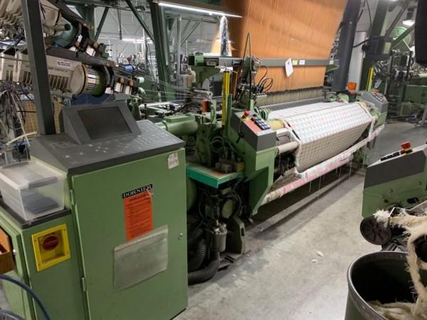 DORNIER HTV Jacquard weaving looms  - Second Hand Textile Machinery 1999/2000
