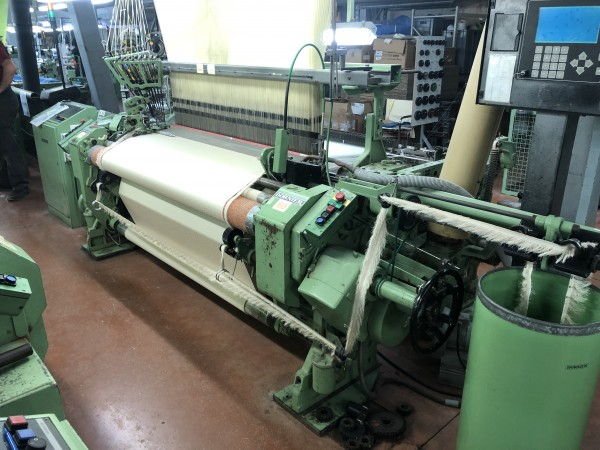DORNIER HTV Jacquard weaving looms  - Second Hand Textile Machinery 1989