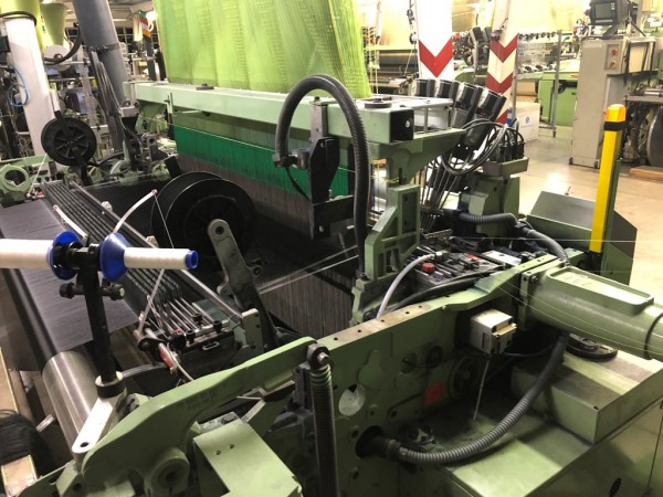 DORNIER PTS Jacquard weaving looms - Second Hand Textile Machinery 2005