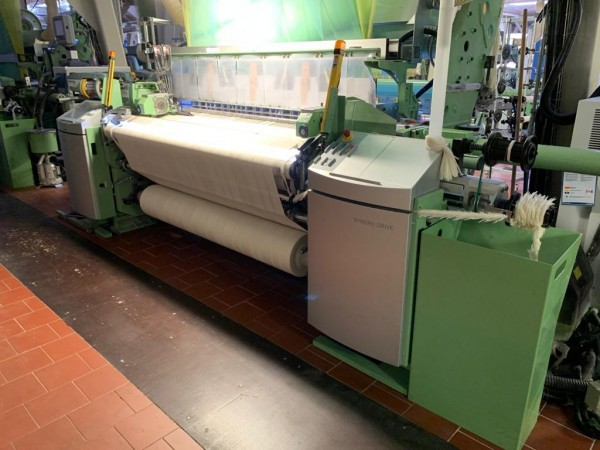 DORNIER PTS Jacquard weaving looms - Second Hand Textile Machinery 2014