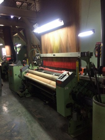 DORNIER PTV Jacquard weaving looms  - Second Hand Textile Machinery 2004, 2006