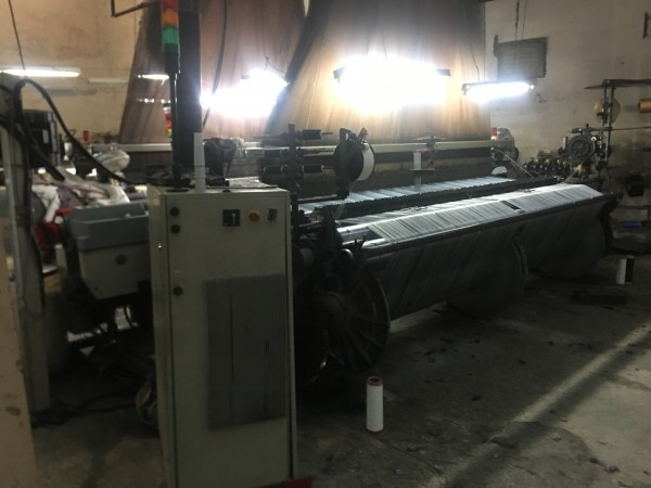 PICANOL GAMMA 8-J Jacquard weaving looms  - Second Hand Textile Machinery 2000