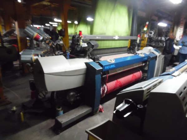 PICANOL GAMMAX Jacquard weaving looms  - Second Hand Textile Machinery 2005
