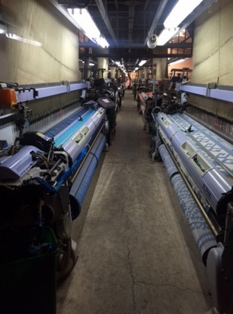 SOMET ALPHA PGA Jacquard weaving looms  - Second Hand Textile Machinery 2010