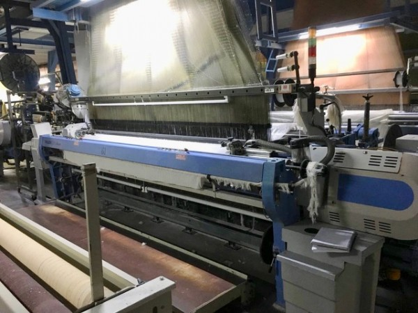 SULZER G6300 Jacquard weaving looms - Second Hand Textile Machinery 2000/2003