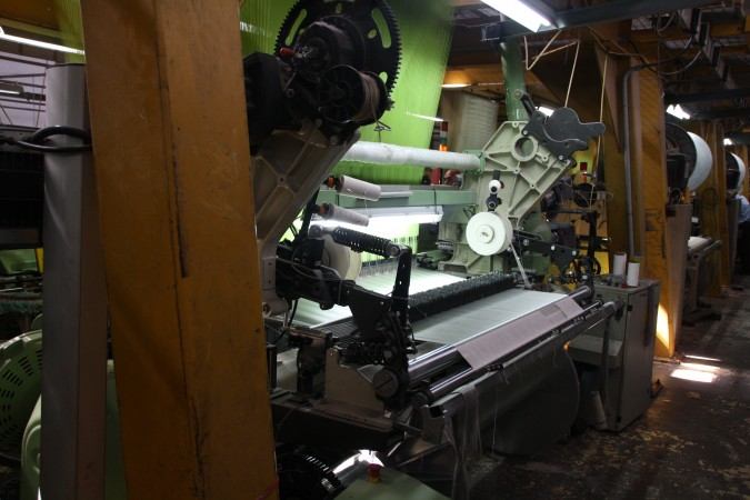SOMET ALPHA Jacquard weaving looms  - Second Hand Textile Machinery 2005