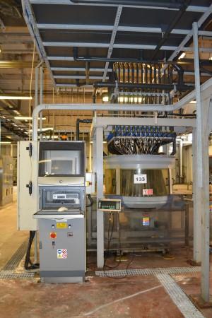 Installation de teinture bobine automatisee  - Occasion