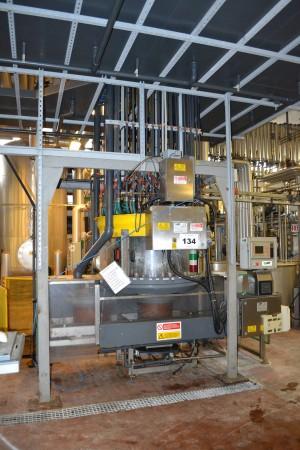 Bobbin dyeing installation - Second Hand Textile Machinery