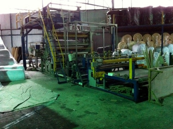 Lamination Line - Second Hand Textile Machinery