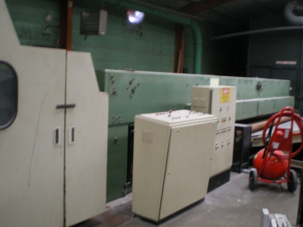 NON WOVEN LINE NR 3 - Second Hand Textile Machinery