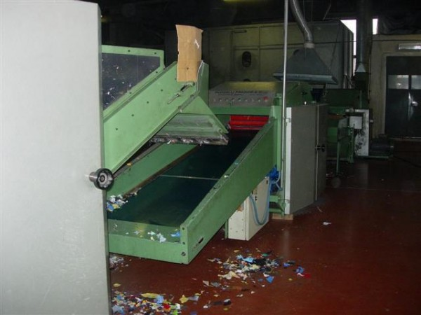 TEARING LINE - Second Hand Textile Machinery