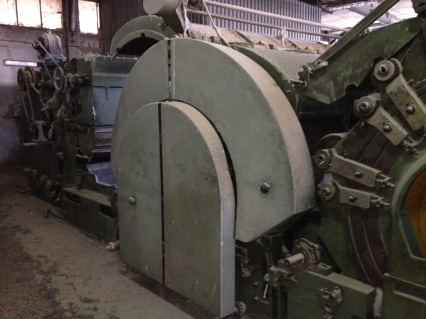 woolen plant - Second Hand Textile Machinery